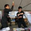 大柿高校の文化祭